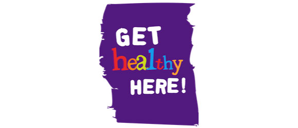 Get Healthy Here! at the Farmers Market