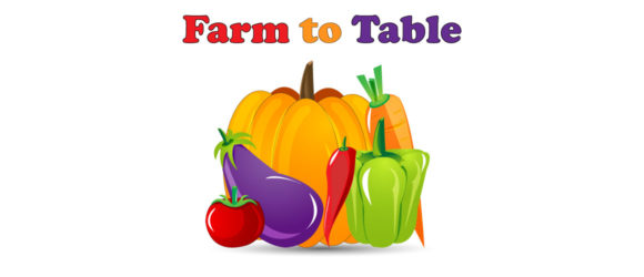 Farm to Table Food