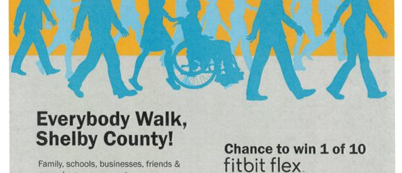 National Walking Day 2017