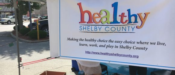 2017 Get Healthy Here! Farmer's Market Event.
